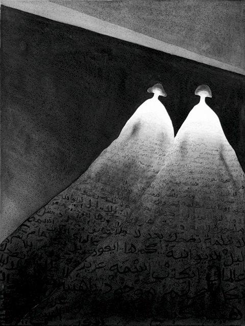 Passeggiata nel buio_Stroll in the dark